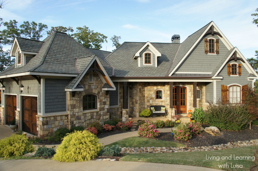 Craftsman Cottage Home Exterior